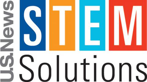 U.S. News STEM Solutions logo